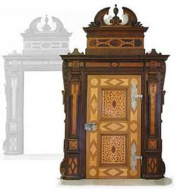 m belrestaurierung restaurierung von holzausstattungen. Black Bedroom Furniture Sets. Home Design Ideas